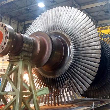 Montage spécifique d'un Rotor VPTR - Fabrication et montage spécifique - AMTI Nantes (44) - Assistance Maintenance Technique Industrielle