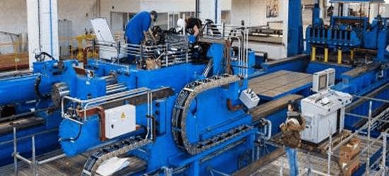 Presse pour aéronautique - Fabrication et montage spécifique - AMTI Nantes (44) - Assistance Maintenance Technique Industrielle