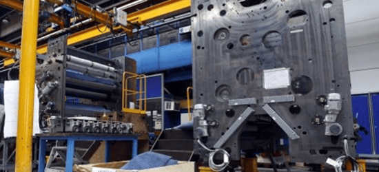 Rotative Offset - Fabrication et montage spécifique - AMTI Nantes (44) - Assistance Maintenance Technique Industrielle